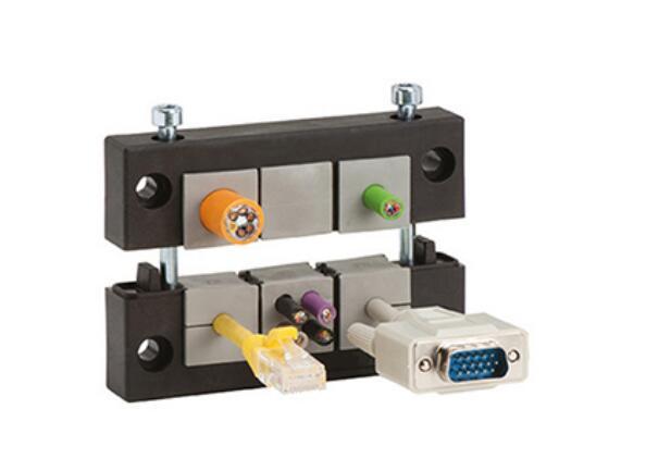 CES 10 标准密封框架(穿墙板)
